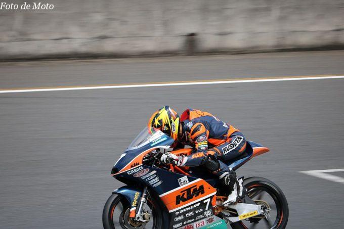 J-GP3 #7 KTM RACING 古市 右京 KTM RC250R