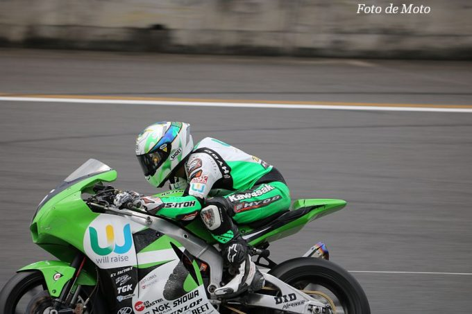 J-GP2 #5 WILL-RAISEracingRS-ITOH 石塚 健 Kawasaki ZX-6R