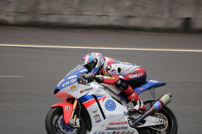 J-GP2 #31 Team 髙武 RSC 岩戸 亮介 Moriwaki MD600