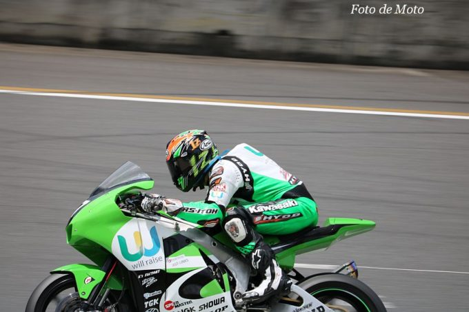 J-GP2 #17 WILL-RAISEracingRS-ITOH 井筒 仁康 Kawasaki ZX-6R