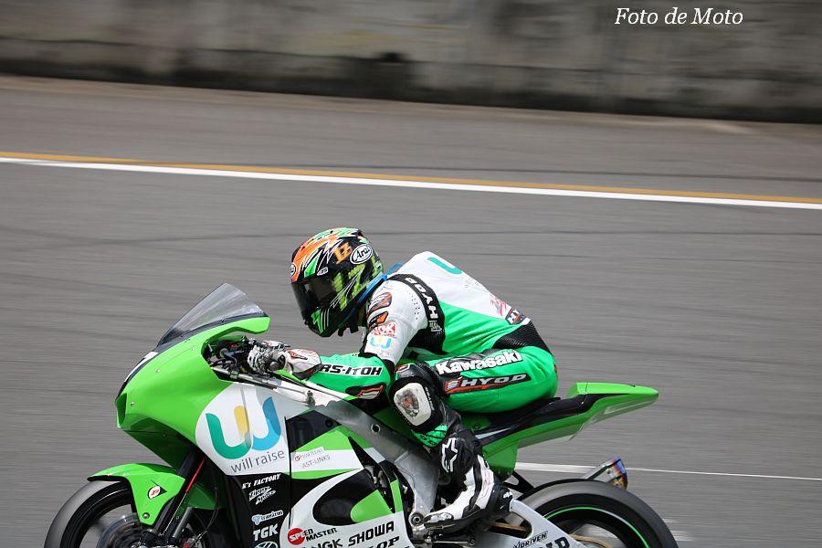 J-GP2 #17 WILL-RAISEracingRS-ITOH 井筒 仁康 Kawasaki ZX-6R