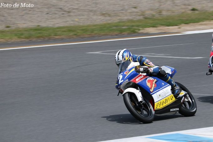J-GP3 #2 MORIWAKI CLUB 栗原 佳祐 Honda NSF250R