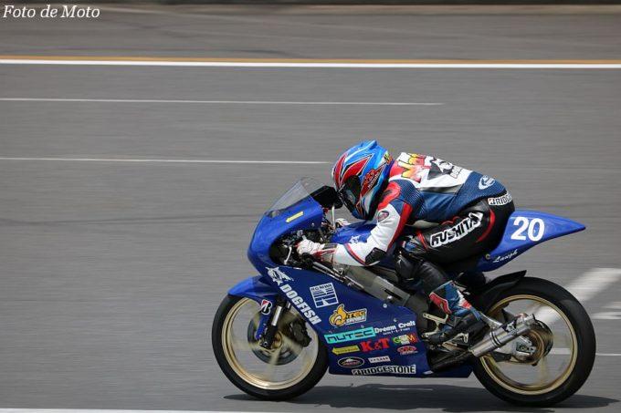 J-GP3 #20 オーテック·スズカ+RGニワ 三好 菜摘 Honda NSF250R