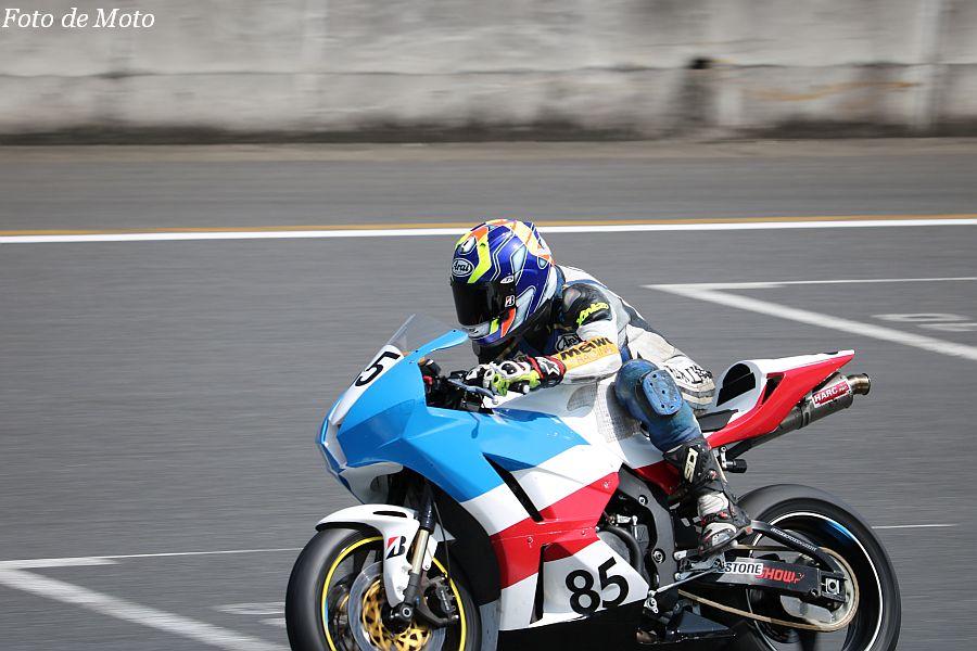 ST600 #85 MRCカレージ 中山 友廣 Honda CBR600RR