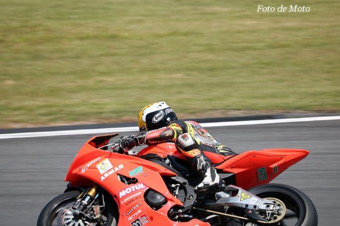 J-GP2 #34 ALLMAN&OWracing 小口 理 Yamaha YZF-OWR6
