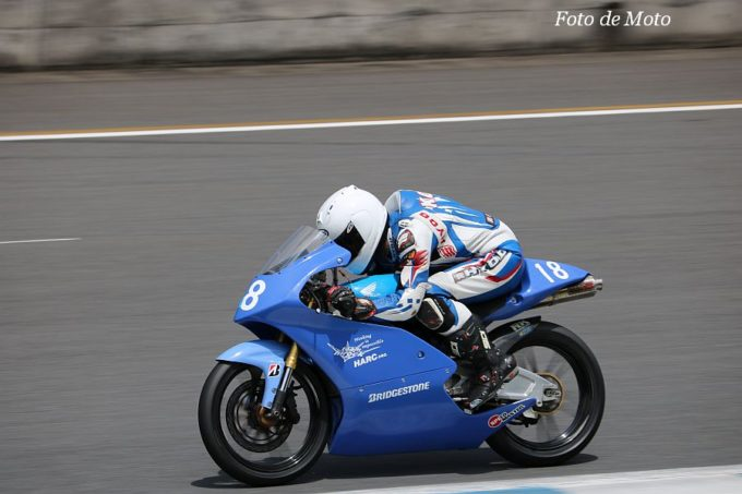 J-GP3 #18 team hiro'ck 大澤 恒貴 Honda NSF250R