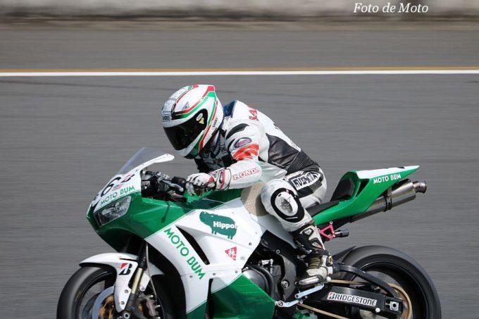 ST600 #26 MOTO BUM 櫻井 賢一 Honda CBR600RR