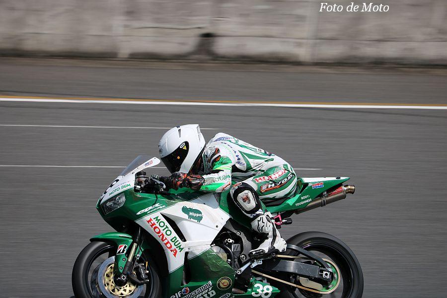 ST600 #38 MOTO BUM HONDA 杉山 優輝 Honda CBR600RR