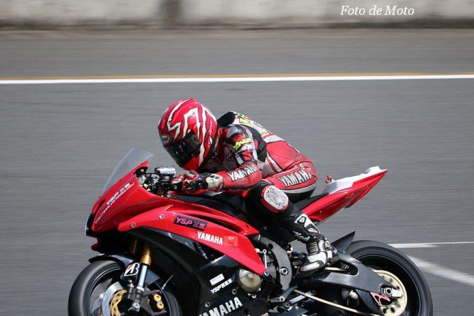 ST600 #59 TeamYSP三鷹 若松 宏 Yamaha YZF-R6