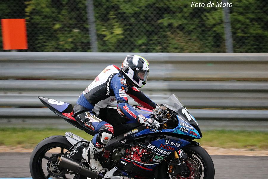 ST600 #13 51ガレージ チームイワキ 山元 聖 Yamaha YZF-R6