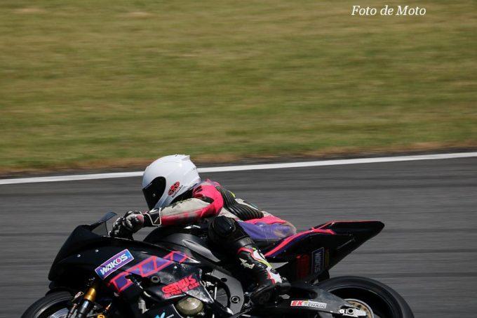 J-GP2 #27 立秋モータース&RC甲子園 山内 宏之 Yamaha YZF-R6