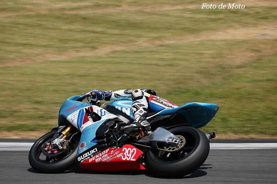 J-GP2 #392 ミクニ テリー&カリー 村瀬 健琉 Suzuki GSXR600