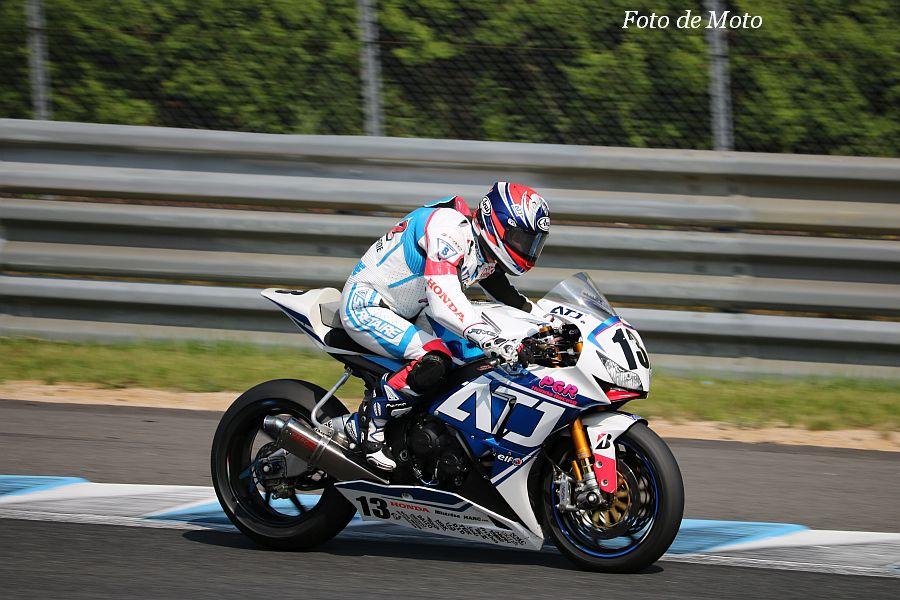 JSB1000 #13 オートテクニックスポーツPGR 中津原 尚宏 Honda CBR1000RR