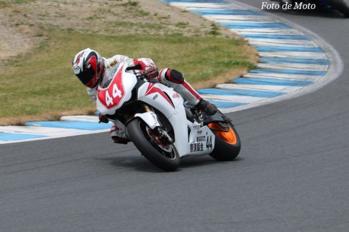 JSB1000 #44 奈須鈑金·WILD☆HEART·秋山工業 奈須 勉 Honda CBR1000RR