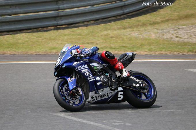 JSB1000 #5 野左根 航汰 YAMAHA FACTORY RACING TEAM Yamaha YZF-R1