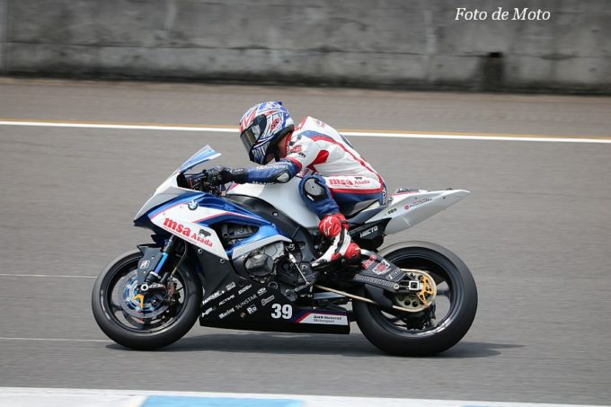 JSB1000 #39 Team Motorrad39 酒井 大作 BMW S1000RR