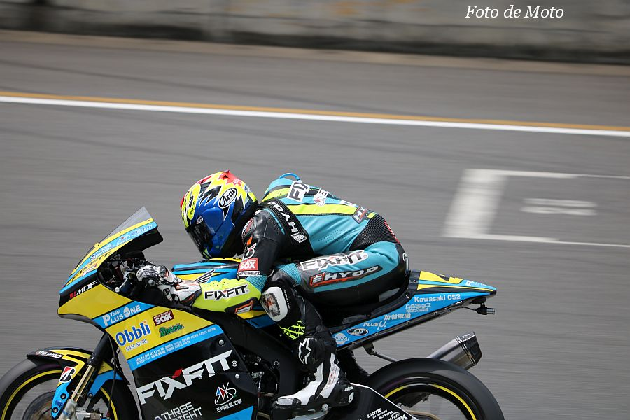 J-GP2 #44 SOX Team TARO PLUSONE 関口 太郎 HP HP6