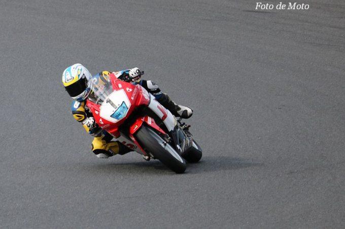 WT #1 YSSレーシング·ブルドッカータゴス Kawasaki Ninja250 小板橋 達也/藤井 岳