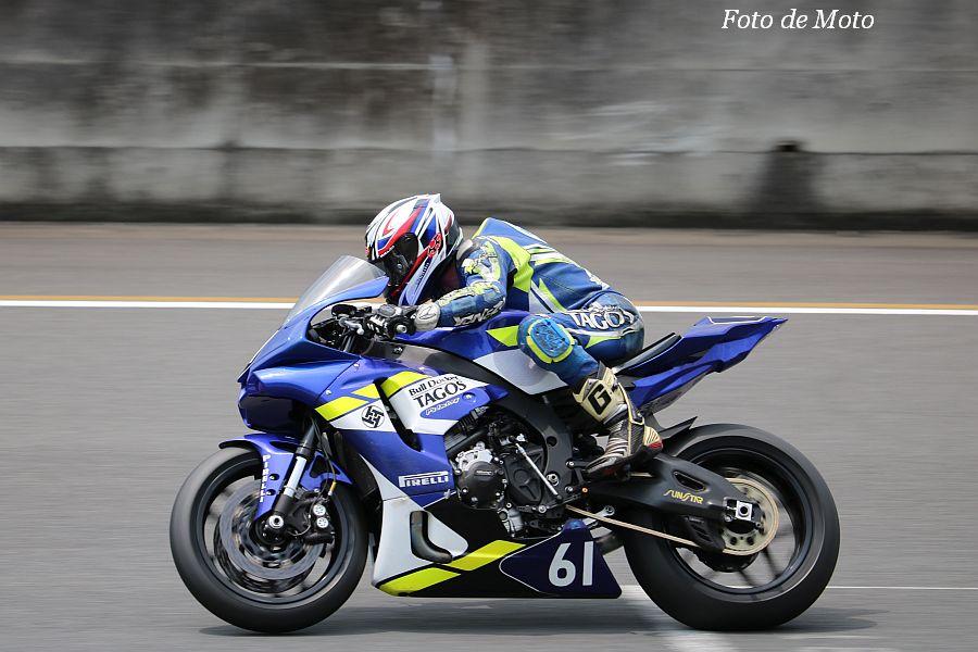 JSB1000 #61 ブルドッカータゴス 福井 誠 Yamaha YZF-R1