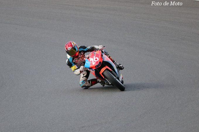 もて耐NST-CBR #26 マセラティ幕張&ファイヤー 山田 雅一/檜澤 悦男/小堀 貴裕/菅野 篤史 Honda CBR250R