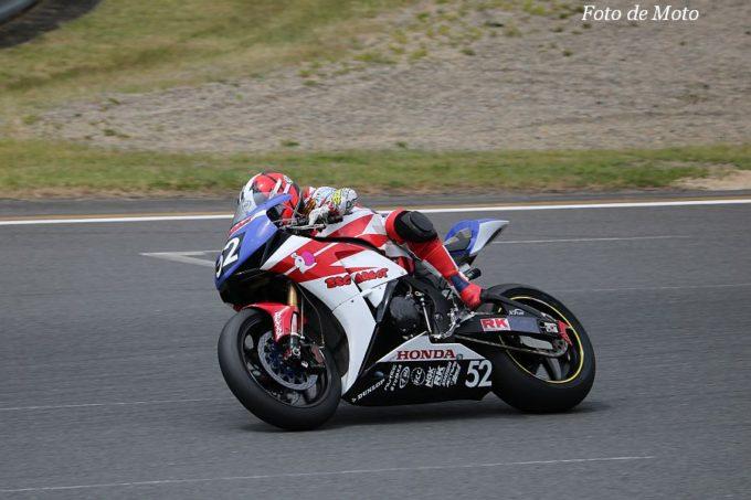 JSB1000 #52 Honda浜友会浜松エスカルゴ 野寄 真二 Honda CBR1000RR