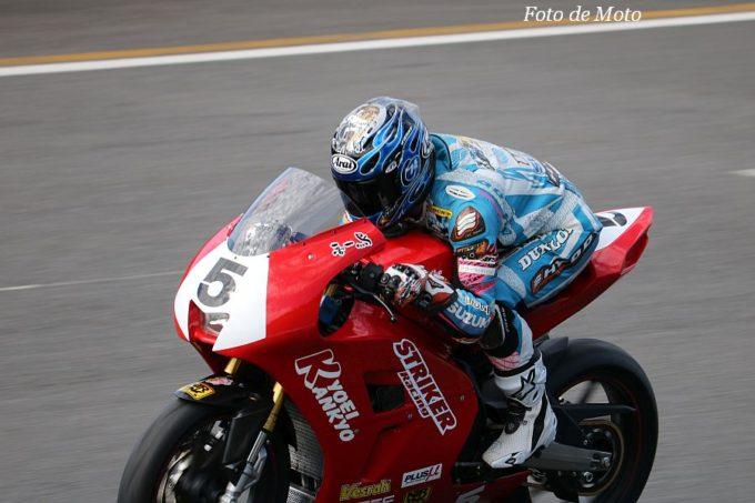 もて耐WT #5 TeamKYOEI & STRIKER Racing 貝崎 主典/武田 誠/本山 知巳/中沢 寿寛/佐々木 將旭/武田 雄一 Honda CBR250RR