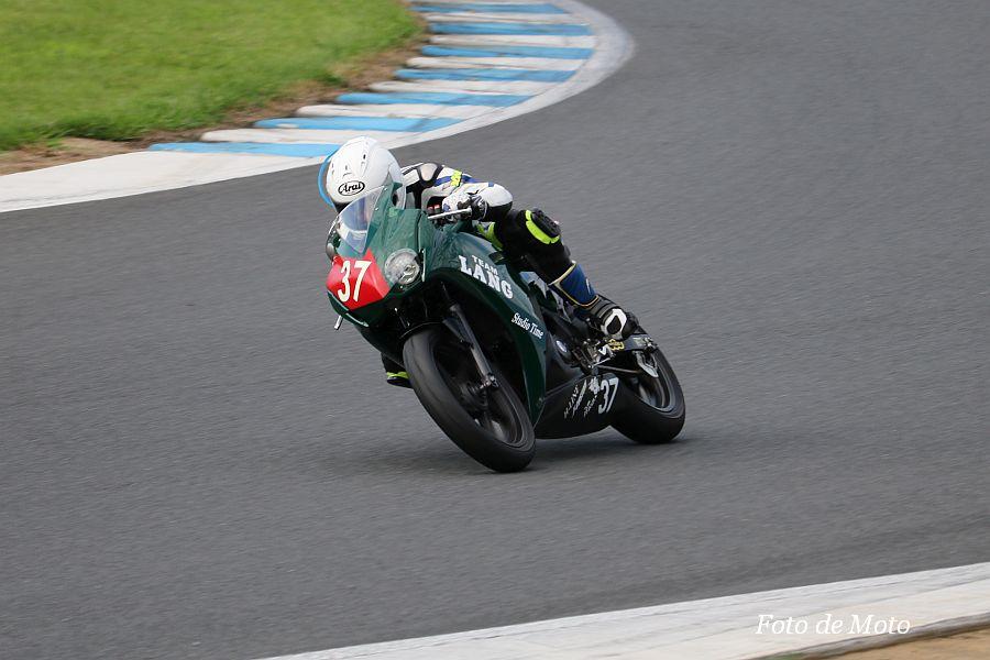 もて耐NST-CBR #37 Team LANG with MRSK 中村 勝美/横尾 康一/星 智也/澤口 伸 Honda CBR250R