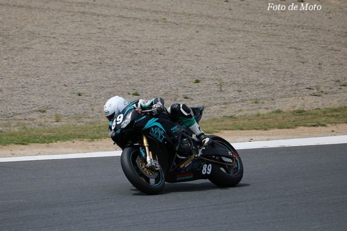 JSB1000 #89 CLUBNEXT&MOTOBUM 吉広 光 Honda CBR1000RR