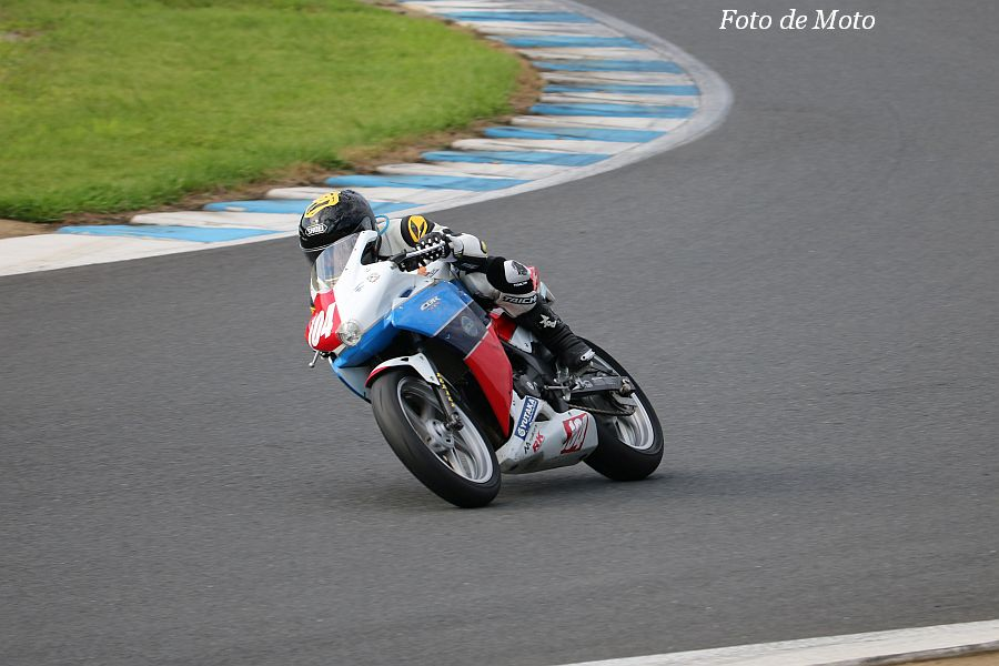 もて耐NST-CBR #104 ディアウォール 内田 裕之/吉村 秀人/福岡 聡 Honda CBR250R