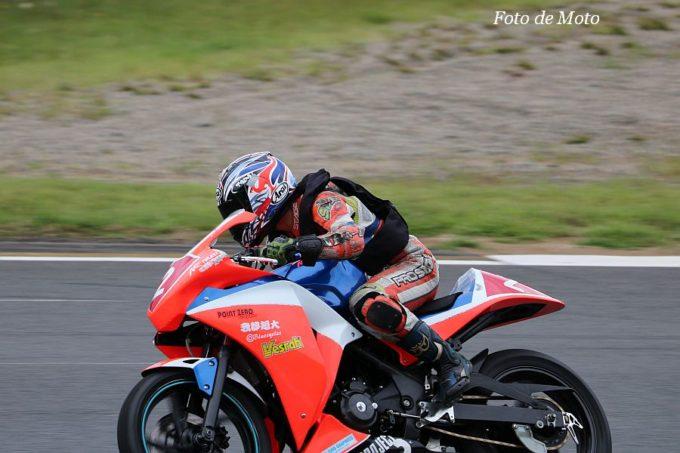 ST250S #2 NRプロジェクト 藤本 未紀 Honda CBR250R