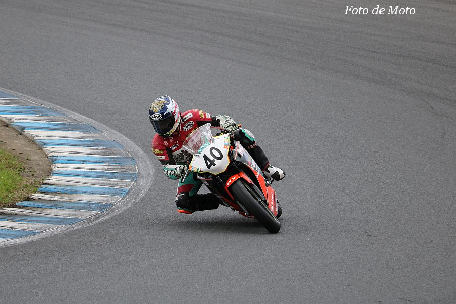 ST250S #40 REGAL&いちのだい 日比谷 道夫 Honda CBR250R