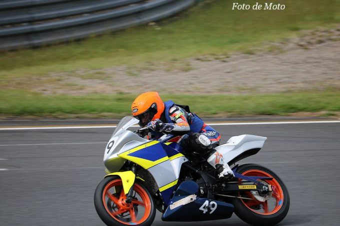 ST250S #49 プロップマン 岩下 賢二 Honda CBR250R