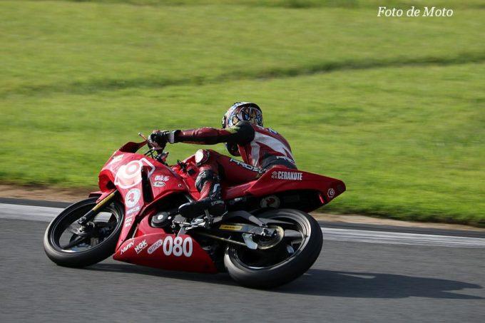 もて耐NST-CBR #080 テルル·MotoUPレーシング 吉野 英夫/渡部 晋/味元 章郎/中臺 翔太/中村 龍之介/富永 太陽 Honda CBR250R