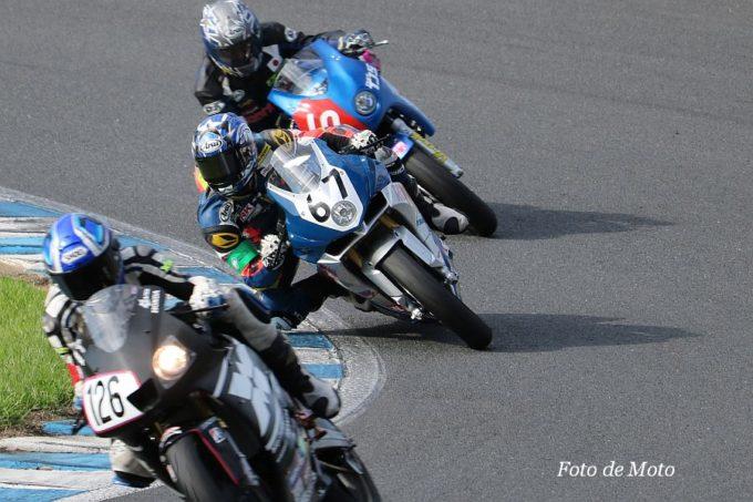 もて耐WT #67 ライディングスポーツファイヤ67 舟橋 潤/八木 均憲/亀井 駿/青木 淳 Honda CBR250RR
