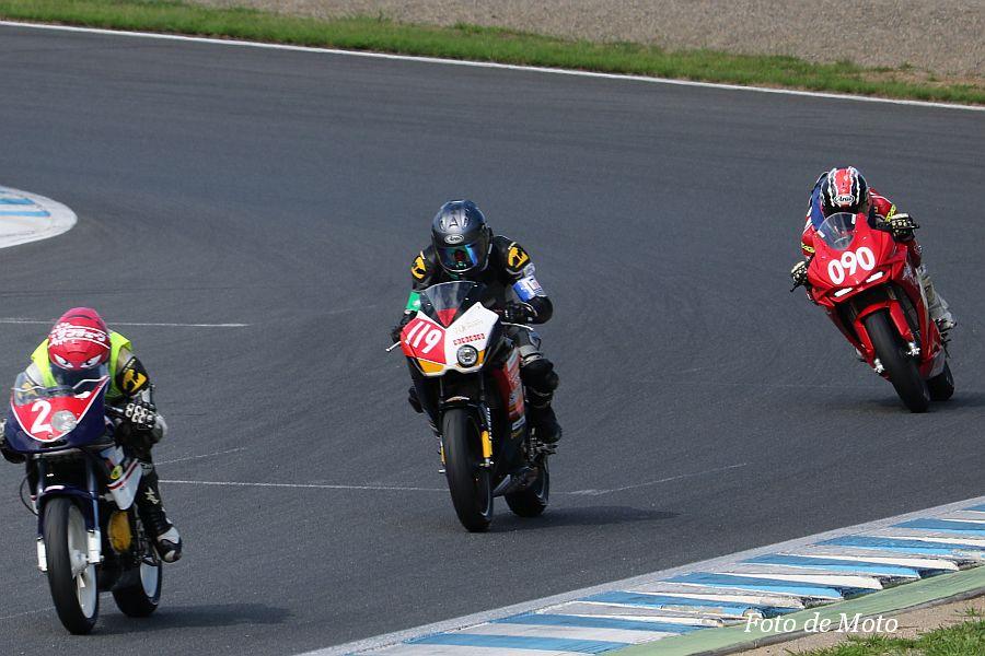 もて耐NST-CBR #119 チーム リバティ 小林 徹/柳沢 一也/柳沢 隆明 Honda CBR250R
