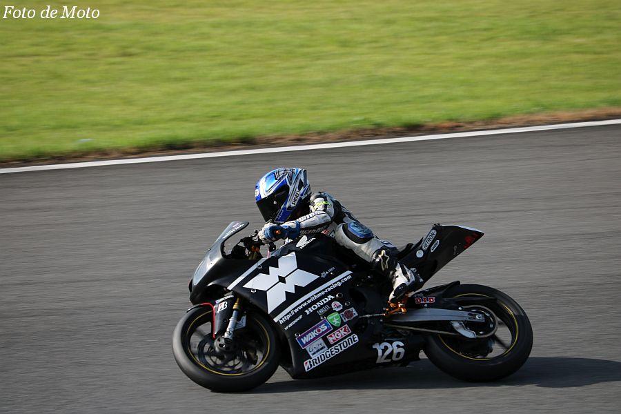 もて耐WT #126 WITH ME RR MSTV 丸山 浩/三浦 昌敏/神永 亀暁/古村 貴史/山田 一貴/深堀 洋 Honda CBR250RR