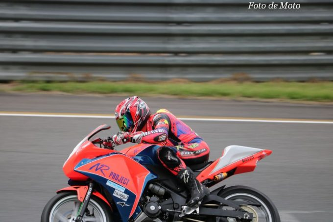ST250S Eternal #3 NRプロジェクト 山田 雅一 Honda CBR250R