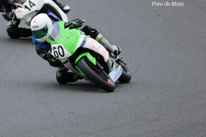 ST250T #60 軒下モーターサイクル 石塚 康大朗 Kawasaki Ninja250