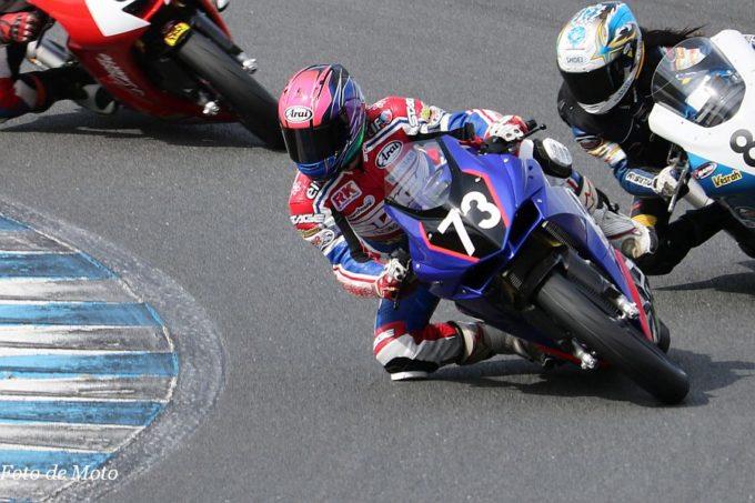 ST250T Eternal #73 KEPLA&プレスト&ステージ 葛西 輝彦 Honda CBR250RR