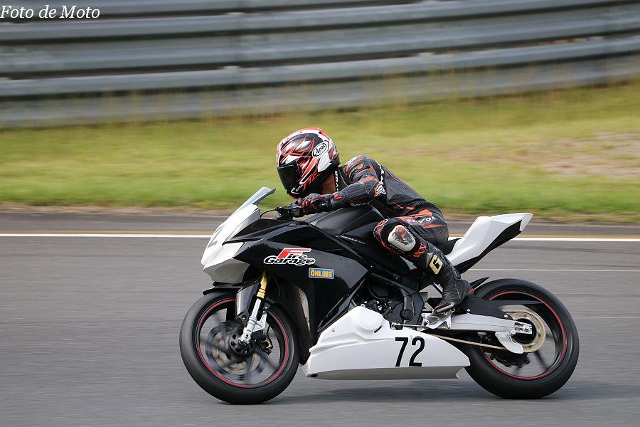 ST250T Eternal #72 ファイヤーガレージ 小林 憲弘 Honda CBR250RR