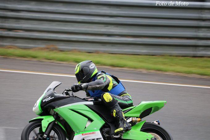 ST250T #36 ファイヤーガレージ&MKT-RT 倉田 昌史 Kawasaki Ninja250R