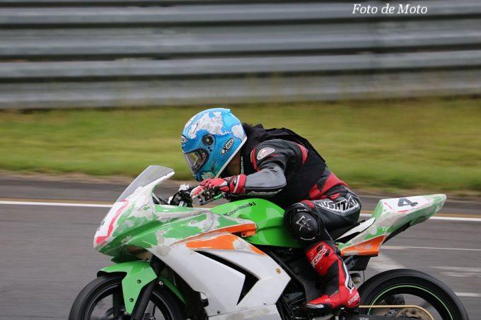 ST250T #4 NRプロジェクト&アチーバー 中島 宏幸 Kawasaki Ninja250R
