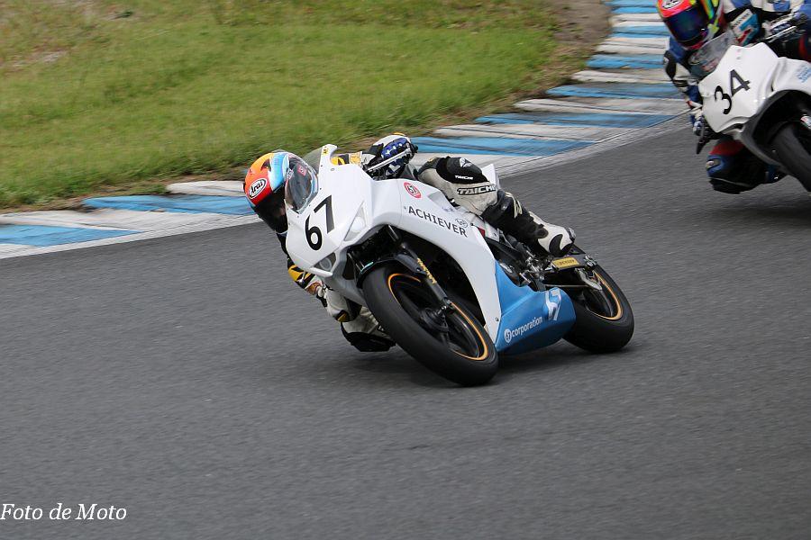 ST250S #67 アチーバーJr&ロクナナ 佐藤 明弥 Honda CBR250R