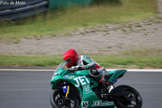 ST250T #16 JET RacingProject 白武 一郎 Yamaha YZF-R25