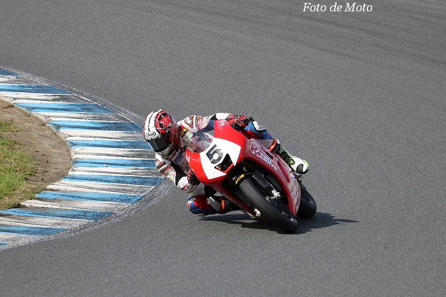 ST250T Eternal #5 Team KYOEI 武田 誠 Honda CBR250RR