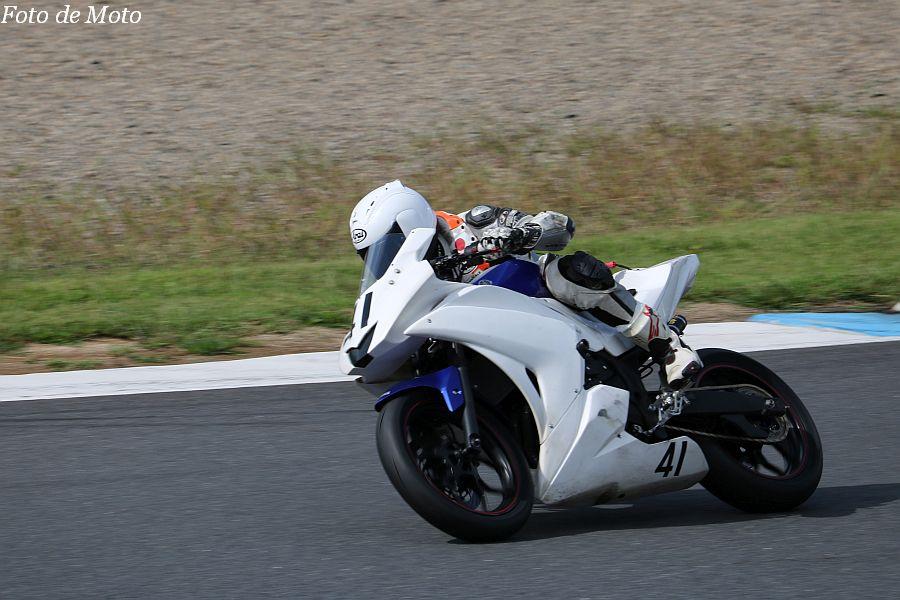 ST250T #41 Reality Racing 若松 大久真 Yamaha YZF-R25