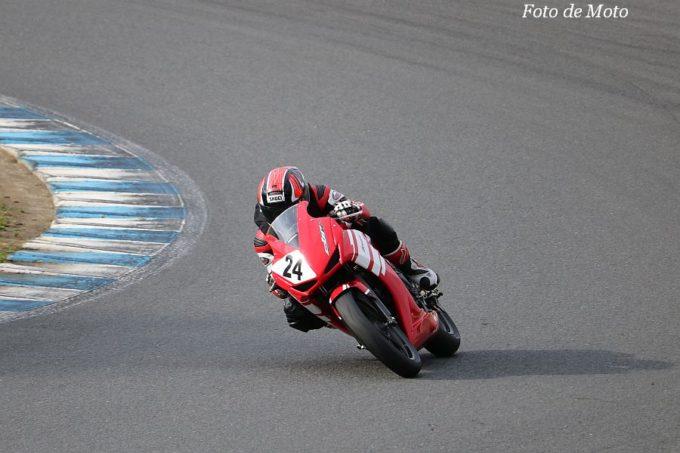 CBR250R #24 Honda向陽会ドリームレーシングチーム 池田 篤史 Honda CBR250R