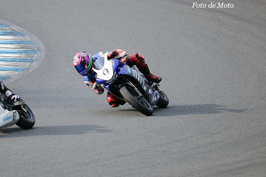 CBR250R #9 モトパドックキムラ&TOSA 木村 貴行 Honda CBR250R