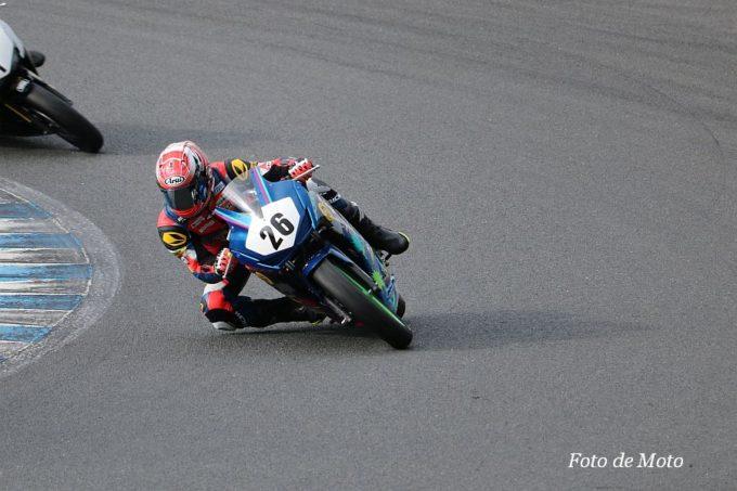 CBR250R #26 Gる&KYOEI&GPS 杉原 博志 Honda CBR250R