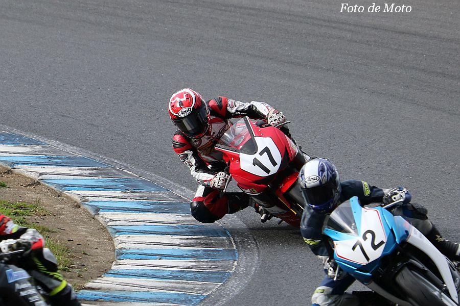 CBR250R #17 Mガレージ&高原デンタルテック 矢内 正人 Honda CBR250R